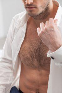 青髭と男性ホルモン