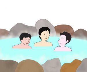脱毛と入浴